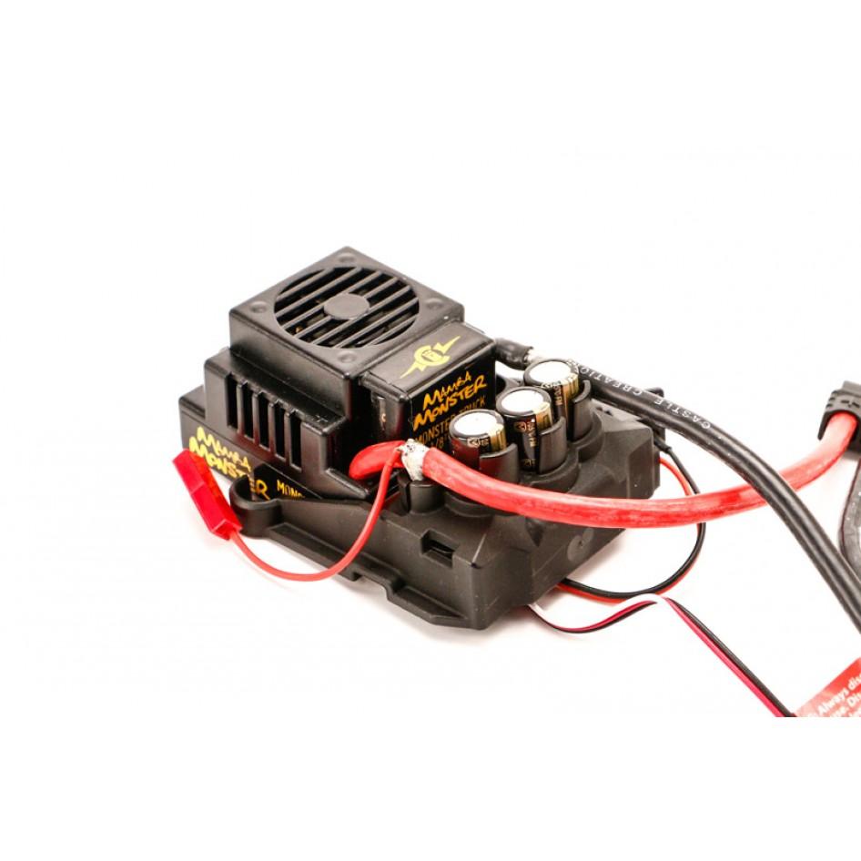 Регулятор хода для бесколлекторного двигателя