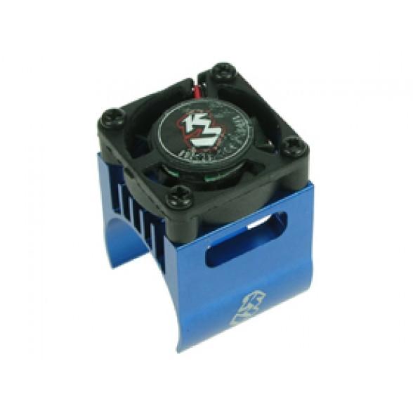 Motor Heat Sink W/ Electric Cooling Fan For 280/300 Motor( Finger Shap)