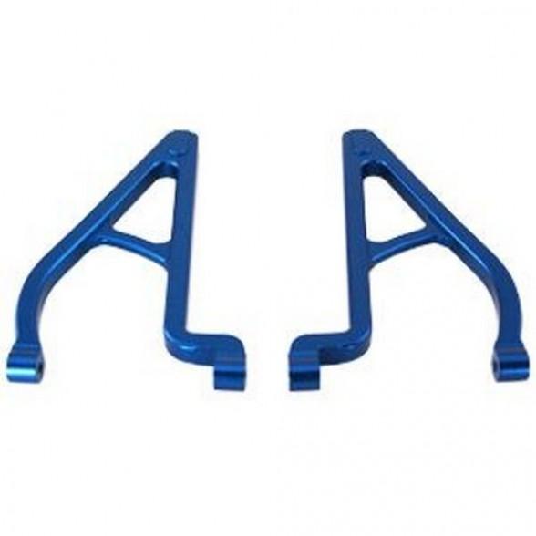 Рычаги подвески задние верхние АЛЮМ. (Blue): REVO (2шт)