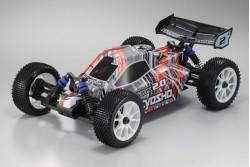 1/8 GP 4WD DBX 2.0 RTR (red)