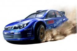 1/9 GP 4WD DRX Subaru Impreza WRC 2008 RTR