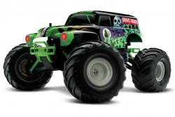 Grave Digger 1/16 2WD RTR