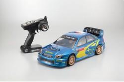 1/10 GP 4WD FW-06 Subaru Impreza WRC 2004 RTR