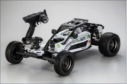 1/7 GP 2WD Scorpion XXL RTR (White)