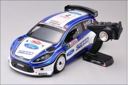 1/9 GP 4WD DRX Ford Fiesta 2010 RTR