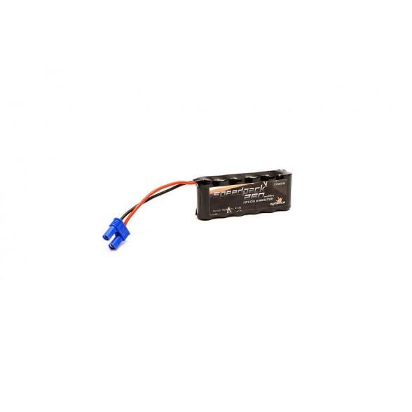 Аккумулятор NiMH - 7.2В 260мАч 1/2AAA  6C Flat: PRB08000, 08001