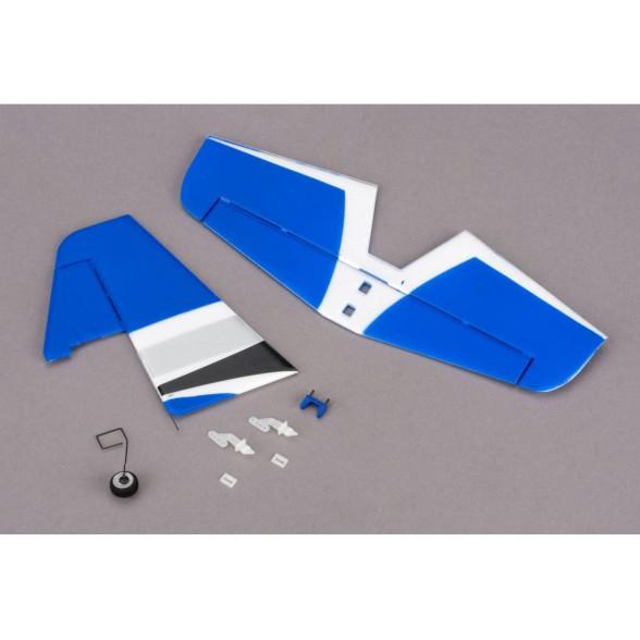 Хвостовое оперенье: UMX Sbach 3D