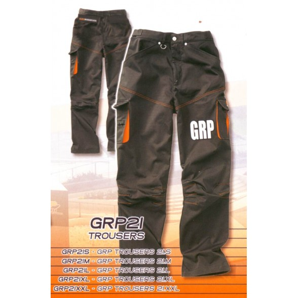 GRP  TROUSERS  21.XL