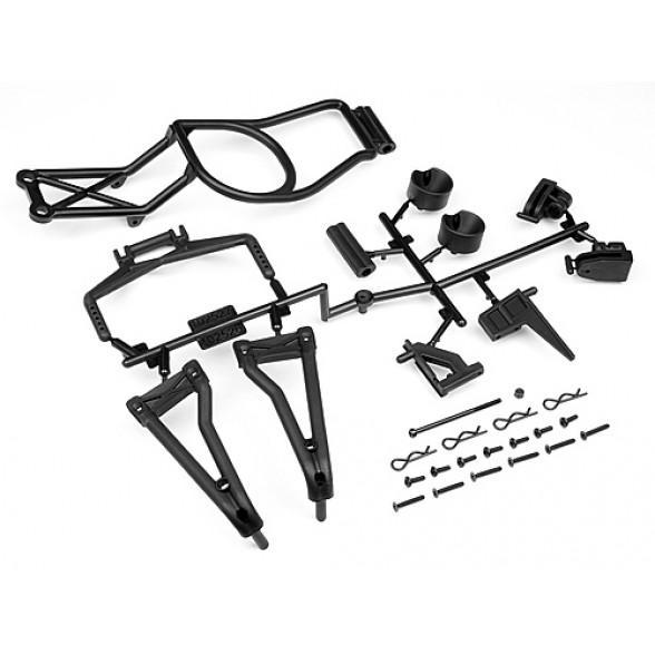 Защитный каркас двигателя (SAVAGE XL) набор пластика