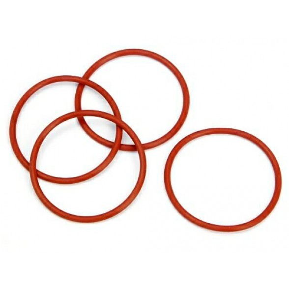 Кольцо уплотнительное SILICONE P31 (4шт)