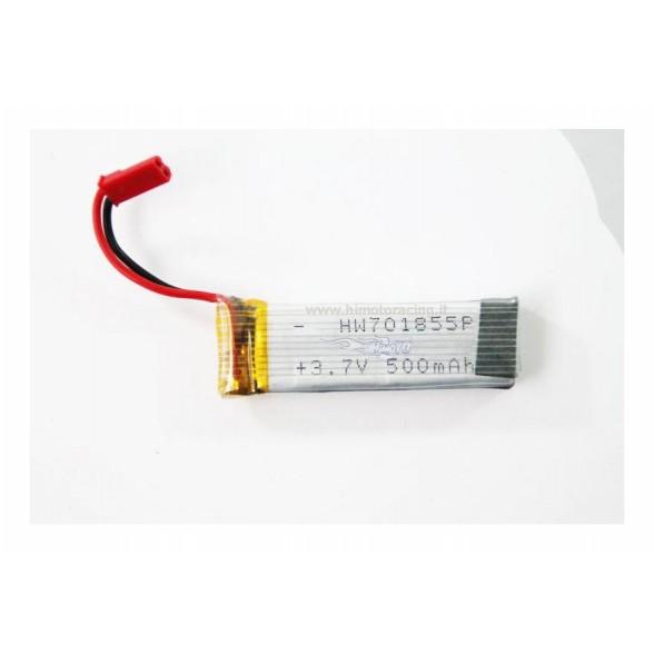 Аккумулятор LiPo 3.7В 500мАч
