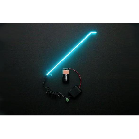Антенна светящаяся - Neon Antenna Kit - Yellow
