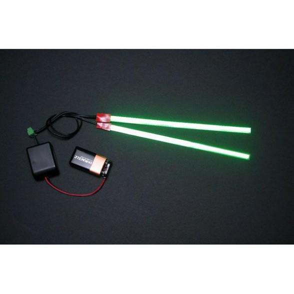 Неоновая подсветка  Neon Body Lighting Kit - Lime