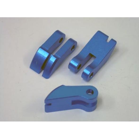 Кулачок сцепления, легкий, синий, CNC