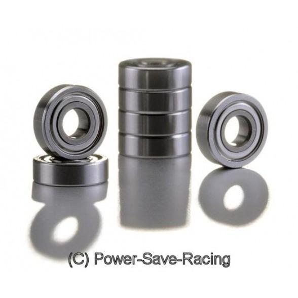 Подшипники (X-Ray 808) 5x12x4 метал.защита (4шт)